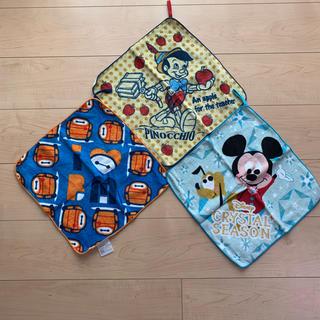 ディズニー(Disney)の新品★ループ付きタオル 3枚セット(タオル)