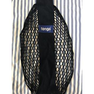 tonga スリング 黒 Sサイズ(スリング)