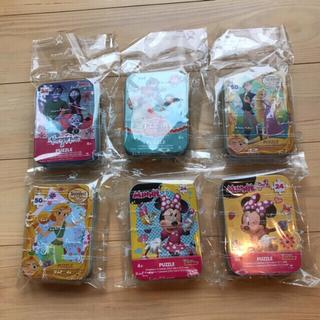 ディズニー(Disney)のコストコ限定 ディズニーパズル 6個セット(知育玩具)