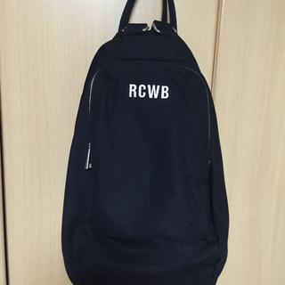 ロデオクラウンズワイドボウル(RODEO CROWNS WIDE BOWL)のRCWB ベーシック3WAYバッグ(リュック/バックパック)
