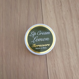 テラクオーレ(Terracuore)のテラクオーレ リップクリーム レモン(リップケア/リップクリーム)