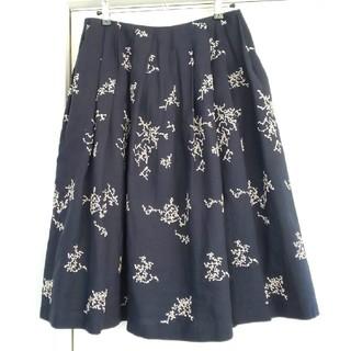 mina perhonen - mina perhonen スカート senko hanabi ミナペルホネン