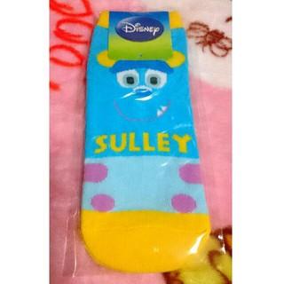 ディズニー(Disney)の新品 サリー 靴下 22~24㎝(ソックス)