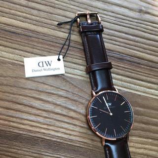 ダニエルウェリントン(Daniel Wellington)のダニエルウェリントン 腕時計 新品未使用(腕時計(アナログ))