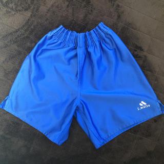 アディダス(adidas)のアディダス adidas 130cm パンツ 青 ブルー サッカー(ウェア)