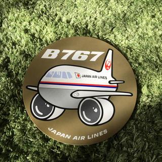 ジャル(ニホンコウクウ)(JAL(日本航空))のJAL B767 ステッカー(航空機)