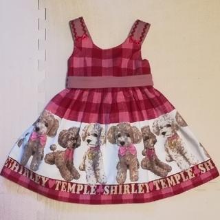 シャーリーテンプル(Shirley Temple)のシャーリーテンプル プードルJSK 100(ワンピース)