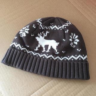 ジンボリー(GYMBOREE)の新品 ジンボリー 男の子用ニット帽子 3-4歳サイズ(帽子)