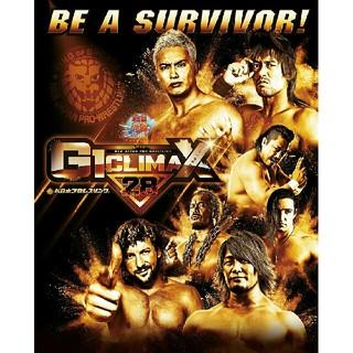 G1 CLIMAX  2018 ポスター (日本武道館)(格闘技/プロレス)