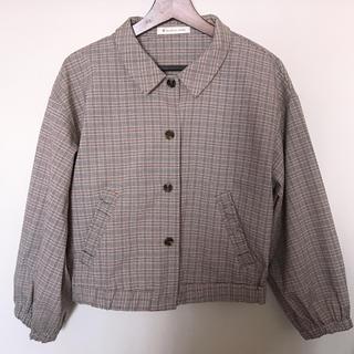 MAJESTIC LEGON - チェックシャツ(ジャケット)