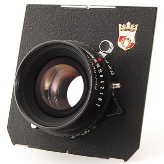 フジフイルム(富士フイルム)のfujinon W 125mm f5.6(レンズ(単焦点))