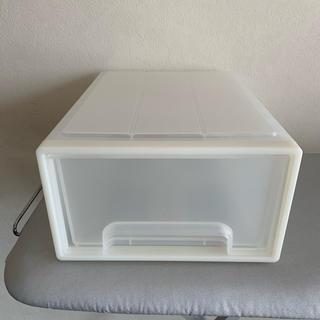 ムジルシリョウヒン(MUJI (無印良品))の無印良品 収納ボックス 3点(ケース/ボックス)