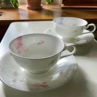ニッコー(NIKKO)の NIKKO ペア ティーカップ(食器)