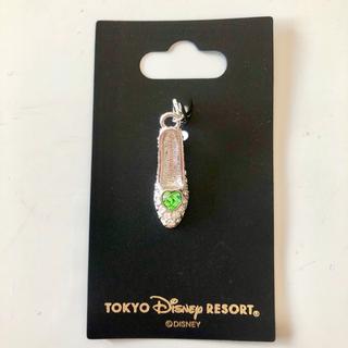 ディズニー(Disney)のシンデレラ ガラスの靴 スワロチャーム キラキラ(その他)