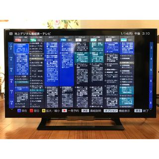ソニー(SONY)のソニー ブラビア BRAVIA KDL-32W500A アンテナ線おまけ(テレビ)