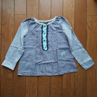 ズッパディズッカ(Zuppa di Zucca)のズッパディズッカ チェックシャツ 140cm(Tシャツ/カットソー)