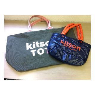 キットソン(KITSON)の★送料無料★まとめ売りキットソン ナイロン/ラージバッグ FB0012)(トートバッグ)
