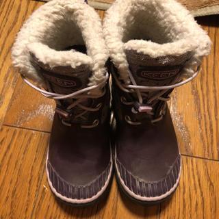 キーン(KEEN)のKEEN キーン 子供靴 キッズ靴 ブーツ 17㎝(ブーツ)