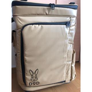 DOPPELGANGER - 【開封のみ未使用】DOD(ディーオーディー) バベコロ タイヤ付 クーラーバッグ