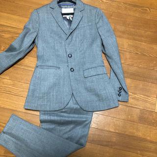 スーツ グレー   セットアップ バナリパ AW