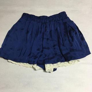 ナイスクラップ(NICE CLAUP)のショートパンツ  キュロットスカート(キュロット)
