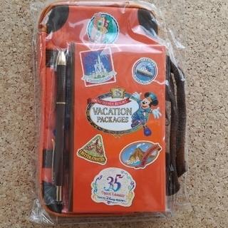 Disney - ディズニー35周年バケーションパッケージオリジナルグッズ☆ステーショナリーセット