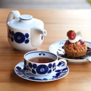 白山陶器 - 白山陶器 ブルーム カップ&ソーサー hakusan