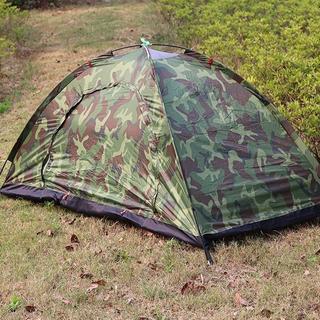 今だけ価格★一人用 テント コンパクトテント アウトドア(テント/タープ)