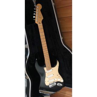 フェンダー(Fender)のFender USA アメデラ 60th Anniversary ブラック(エレキギター)