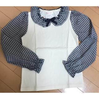 シャーリーテンプル(Shirley Temple)のクーポン利用可能 新品シャーリーテンプル カットソー  (Tシャツ/カットソー)