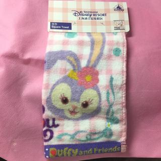 Disney - 日本未発売 上海 ディズニーランド ステラルー ハンドタオル