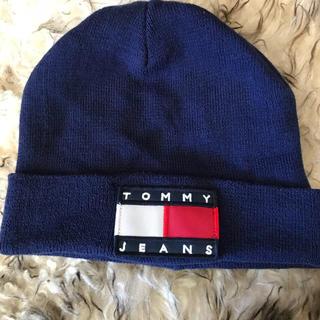 トミー(TOMMY)のトミー ニット帽(ニット帽/ビーニー)
