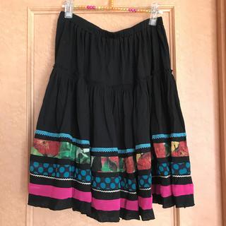 スナオクワハラ(sunaokuwahara)のスナオクワハラ   スカート(ひざ丈スカート)