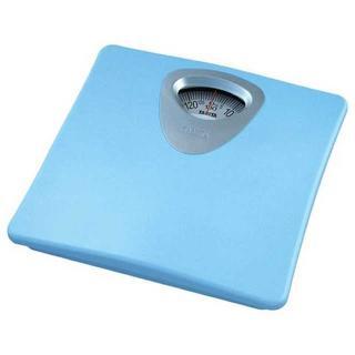 限定価格♪タニタ 体重計 アナログヘルスメーターブルー(体重計)