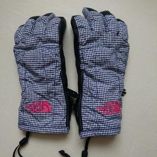 ザノースフェイス(THE NORTH FACE)のキッズM ノースフェイス NORTHFACE グローブ 手袋(その他)