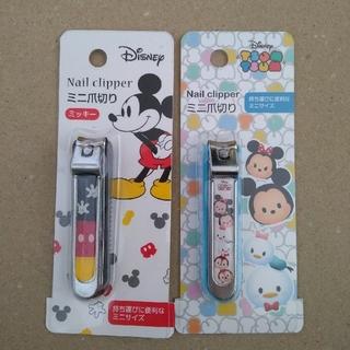 ディズニー(Disney)のディズニー爪切り2個セット(爪切り)