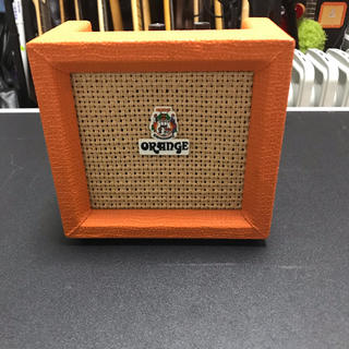 ORANGE. CRUSH mini ギターアンプ(エレキギター)