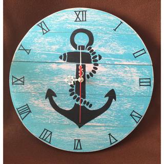 ガイジンメイド(GAIJIN MADE)の希少☆ハンドメイドGAIJIN MADE HRM 掛け時計(掛時計/柱時計)