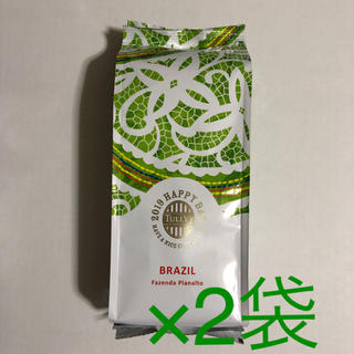 タリーズコーヒー(TULLY'S COFFEE)のタリーズ  ブラジルコーヒー (粉) 180g×2袋(コーヒー)