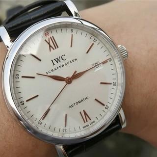 インターナショナルウォッチカンパニー(IWC)の IWC腕時計(腕時計(アナログ))