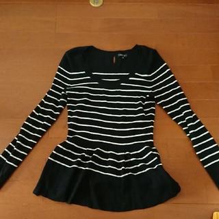 インディヴィ(INDIVI)のINDIVI セーター(ニット/セーター)