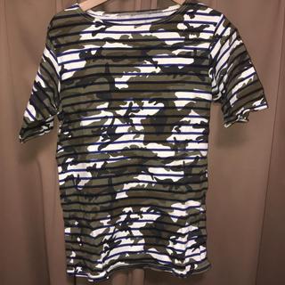 ソフネット(SOPHNET.)のSOPHNET ボートネックカットソー(Tシャツ/カットソー(半袖/袖なし))