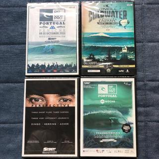 新品未開封 サーフィンライフ DVD(スポーツ/フィットネス)