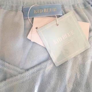 キッドブルー(KID BLUE)のタグ付き新品♡KID BLUE 2019福袋 ルームウェア トップス Mサイズ(ルームウェア)