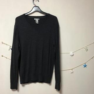 ギャップ(GAP)のGAP/メンズ ニット カットソー/イタリア製/羊毛(ニット/セーター)