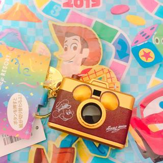 ミッキーマウス - 東京ディズニーリゾートグランドフィナーレミッキーカメラキーチェーン