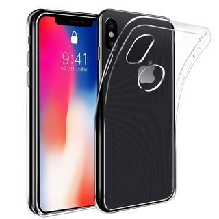 アイフォーン(iPhone)の【新品クリスタルケース】Nimaso iPhoneX/iPhoneXS ケース(iPhoneケース)