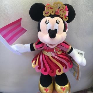 Disney - ポージープラッシー ミニー