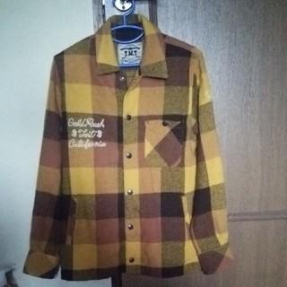 ティーエムティー(TMT)のTMT ブロックチェックシャツ(シャツ)