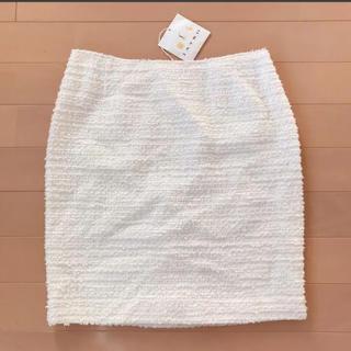 ジャイロ(JAYRO)の新品 上品なツイードスカート(ひざ丈スカート)